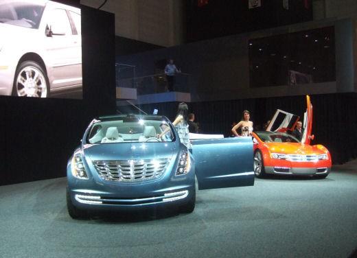 Chrysler al Salone di Ginevra 2008 - Foto 3 di 3