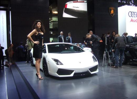 Lamborghini al Salone di Ginevra 2008 - Foto 2 di 11