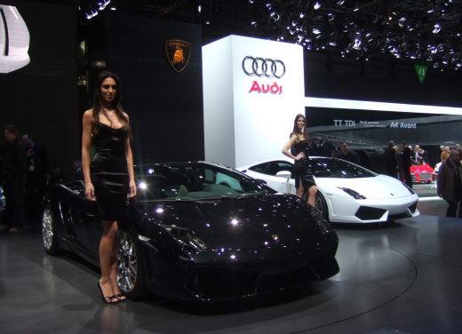 Lamborghini al Salone di Ginevra 2008 - Foto 3 di 11