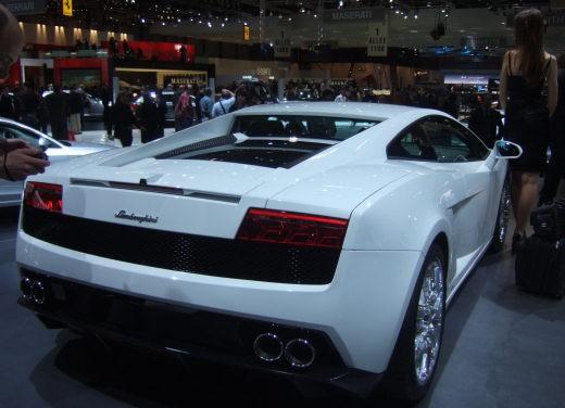 Lamborghini al Salone di Ginevra 2008 - Foto 6 di 11
