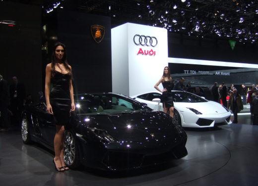 Lamborghini al Salone di Ginevra 2008 - Foto 7 di 11