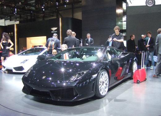 Lamborghini al Salone di Ginevra 2008 - Foto 8 di 11