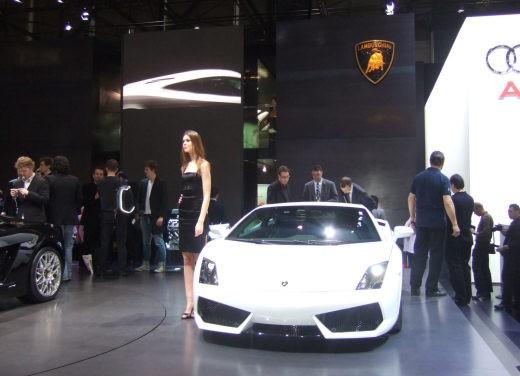 Lamborghini al Salone di Ginevra 2008 - Foto 10 di 11