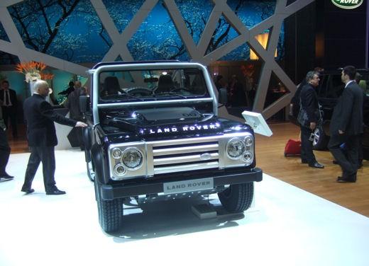 Land Rover al Salone di Ginevra 2008 - Foto 8 di 11
