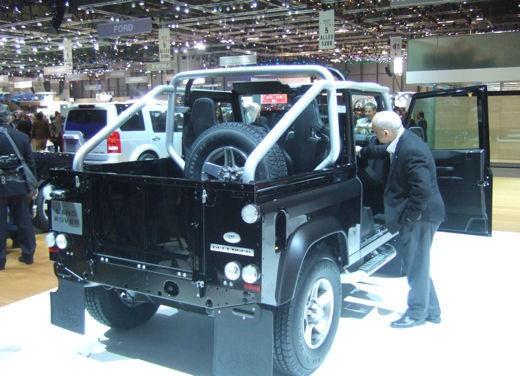 Land Rover al Salone di Ginevra 2008 - Foto 9 di 11