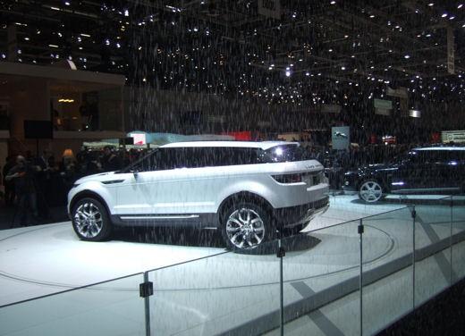 Land Rover al Salone di Ginevra 2008 - Foto 11 di 11