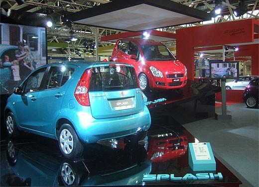Suzuki al Salone di Ginevra 2008 - Foto 1 di 10