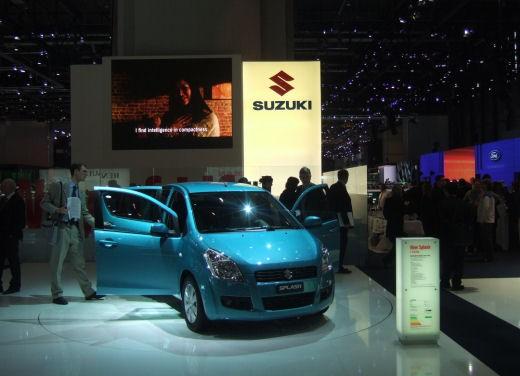 Suzuki al Salone di Ginevra 2008 - Foto 6 di 10