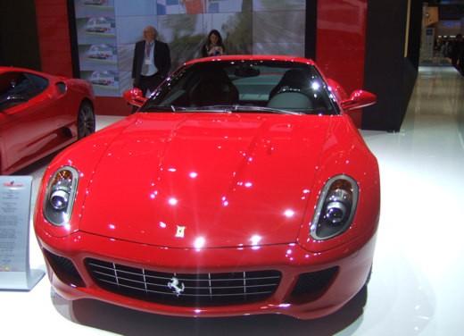 Ferrari al Salone di Ginevra 2008 - Foto 8 di 11