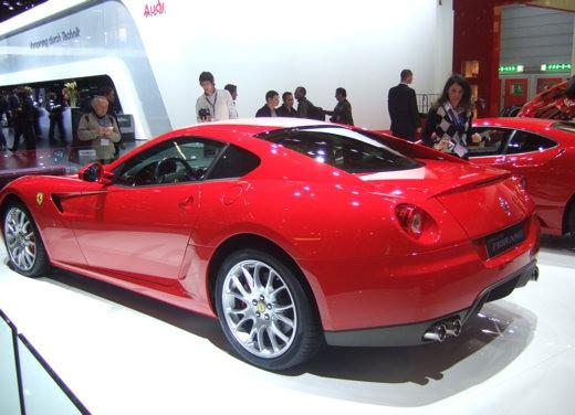 Ferrari al Salone di Ginevra 2008 - Foto 9 di 11