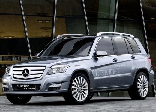 Mercedes Classe GLK Hybrid – Foto Ufficiali - Foto 3 di 8