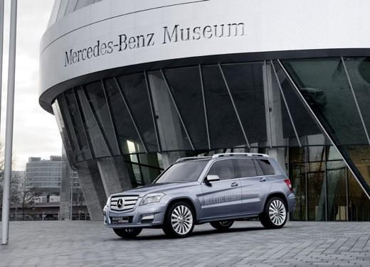Mercedes Classe GLK Hybrid – Foto Ufficiali - Foto 4 di 8