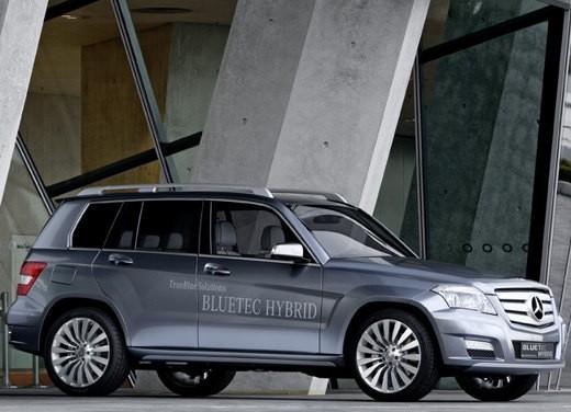 Mercedes Classe GLK Hybrid – Foto Ufficiali - Foto 5 di 8