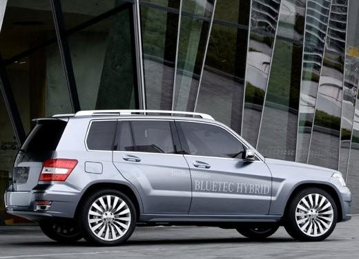 Mercedes Classe GLK Hybrid – Foto Ufficiali - Foto 6 di 8
