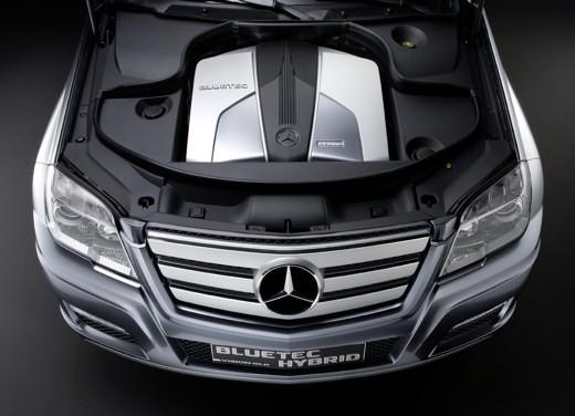Mercedes Classe GLK Hybrid – Foto Ufficiali - Foto 8 di 8