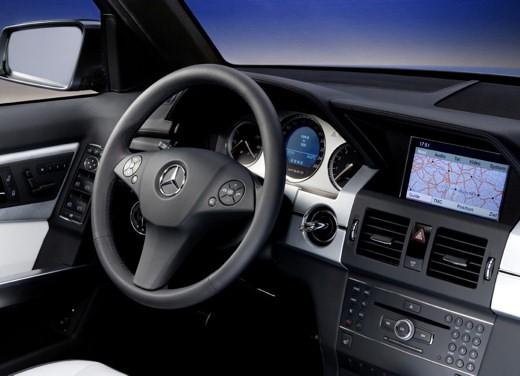 Mercedes Classe GLK Hybrid – Foto Ufficiali - Foto 1 di 8