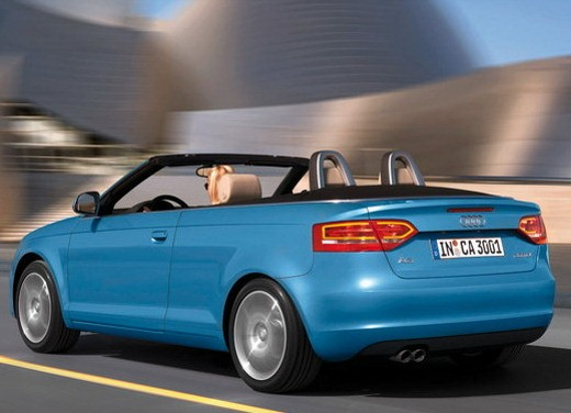 Audi A3 Cabrio – Prezzi Ufficiali - Foto 3 di 7