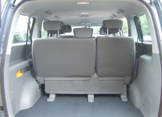 Hyundai H-1 Van e Wagon – Test Drive - Foto 25 di 35