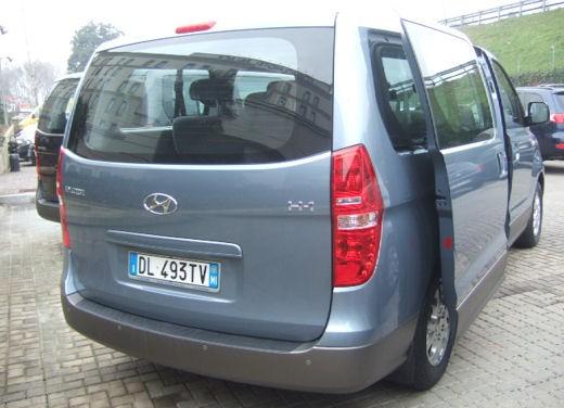 Hyundai H-1 Van e Wagon – Test Drive - Foto 26 di 35