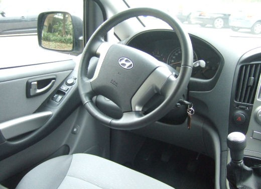 Hyundai H-1 Van e Wagon – Test Drive - Foto 28 di 35
