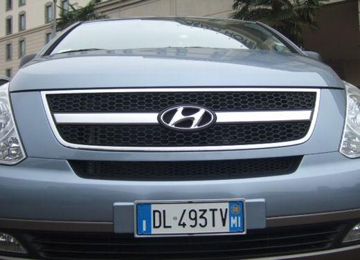Hyundai H-1 Van e Wagon – Test Drive - Foto 10 di 35
