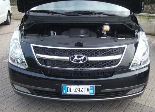 Hyundai H-1 Van e Wagon – Test Drive - Foto 11 di 35