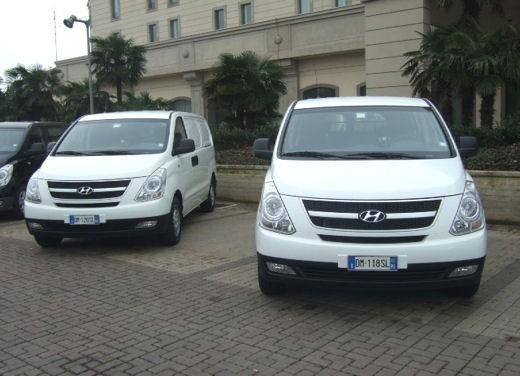 Hyundai H-1 Van e Wagon – Test Drive - Foto 13 di 35
