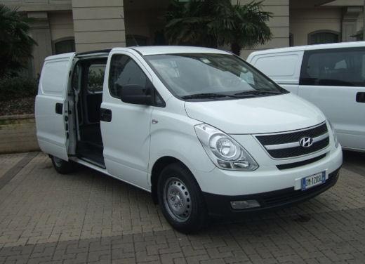 Hyundai H-1 Van e Wagon – Test Drive - Foto 17 di 35