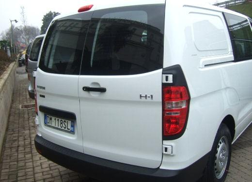 Hyundai H-1 Van e Wagon – Test Drive - Foto 34 di 35
