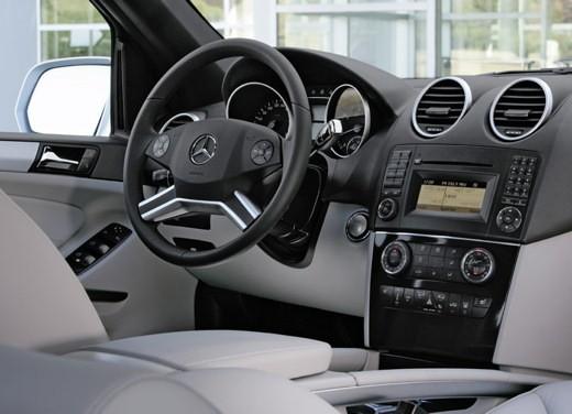 Mercedes Classe M Restyling – Foto Ufficiali - Foto 10 di 10