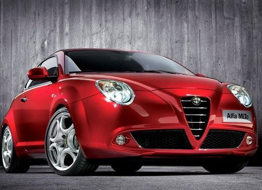 Alfa Romeo Mito – nome definitivo - Foto 1 di 10