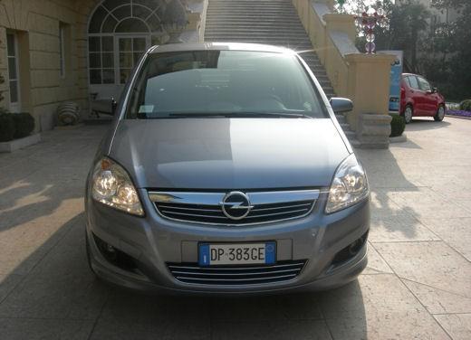 Opel Zafira facelift – test drive - Foto 4 di 26