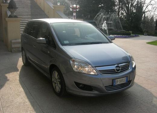 Opel Zafira facelift – test drive - Foto 5 di 26
