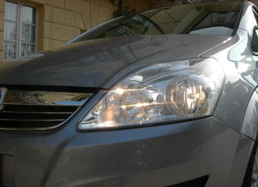 Opel Zafira facelift – test drive - Foto 9 di 26