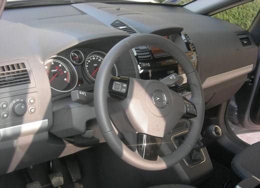 Opel Zafira facelift – test drive - Foto 12 di 26