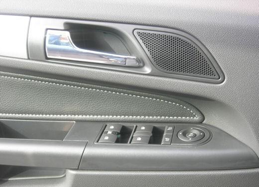 Opel Zafira facelift – test drive - Foto 13 di 26