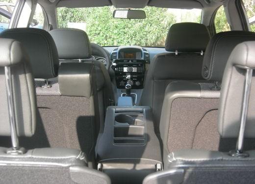 Opel Zafira facelift – test drive - Foto 17 di 26