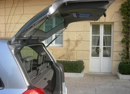 Opel Zafira facelift – test drive - Foto 22 di 26