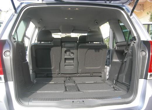 Opel Zafira facelift – test drive - Foto 24 di 26