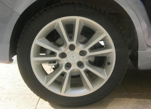 Opel Zafira facelift – test drive - Foto 25 di 26