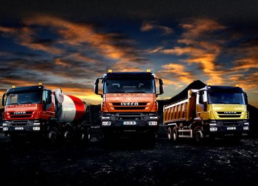 Focus: Iveco Massif e Trakker sulle piste del web - Foto 8 di 10