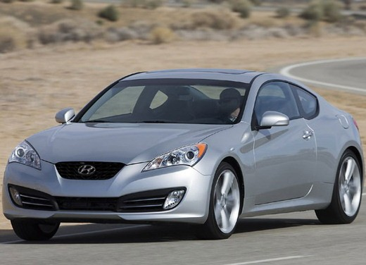 Hyundai Coupe Genesis - Foto 3 di 12