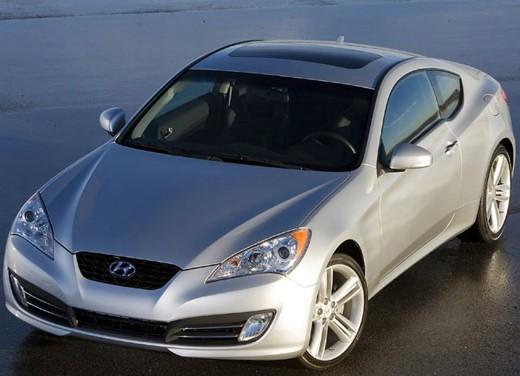Hyundai Coupe Genesis - Foto 4 di 12