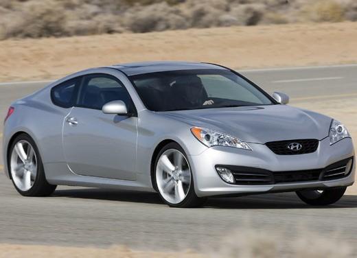 Hyundai Coupe Genesis - Foto 5 di 12