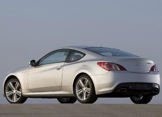 Hyundai Coupe Genesis - Foto 9 di 12
