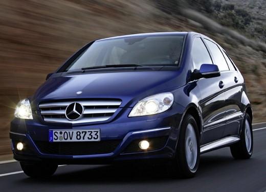 Mercedes nuova Classe B – Foto Ufficiali - Foto 1 di 10