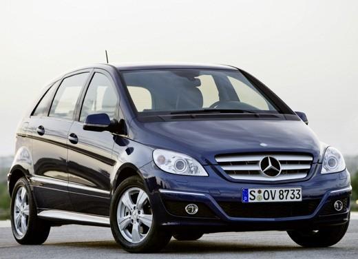 Mercedes nuova Classe B – Foto Ufficiali - Foto 2 di 10
