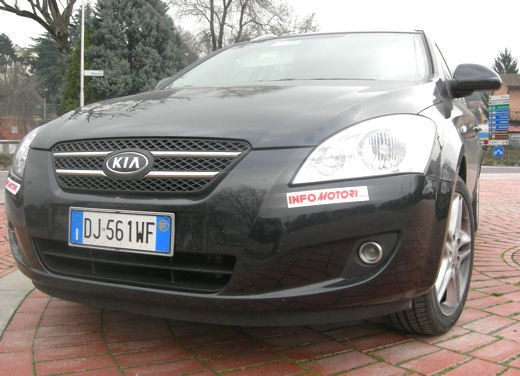 Kia Cee'd Sporty Wagon – Long Test Drive - Foto 6 di 21