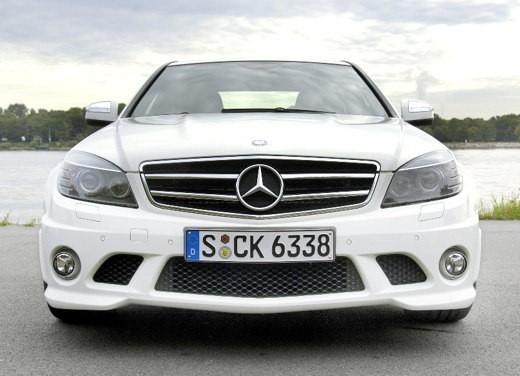 Mercedes C63 AMG è l'Auto Europa Tuner 2008 - Foto 4 di 9