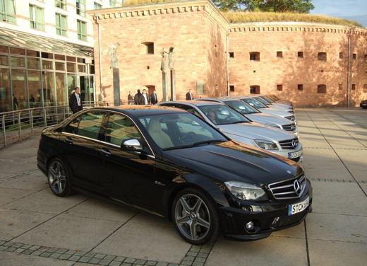 Mercedes C63 AMG è l'Auto Europa Tuner 2008 - Foto 6 di 9